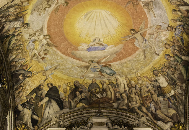 Communion of the Saints